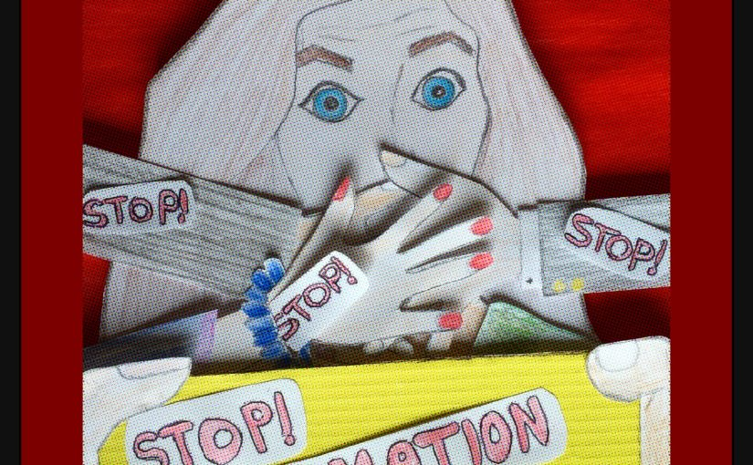 ¡STOP! Defamation