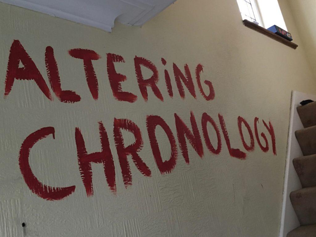 Jonathan Price of Doughty Street Chambers Alters Chronology