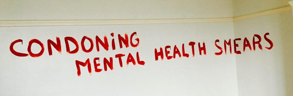 High Court UK Judge Seys-Llewellyn condones mental health smears