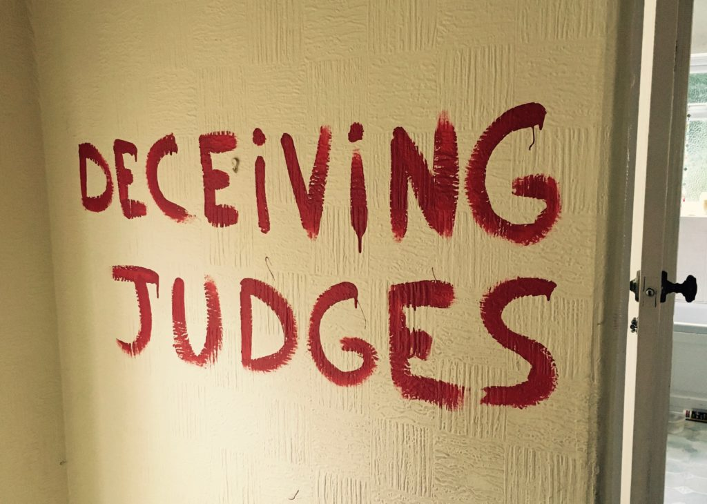 Andy Lewis, Melanie Byng, Robert Dougans, Jonathan Price, Professor Byng, all perjured themselves in court.